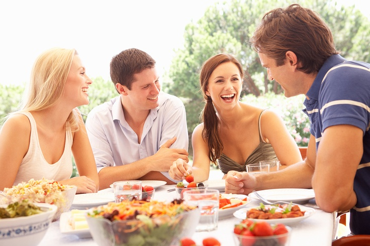 Imagine More Enjoyment of Food and Beverages, Better Foods! Nicer Places! A Better Life:)