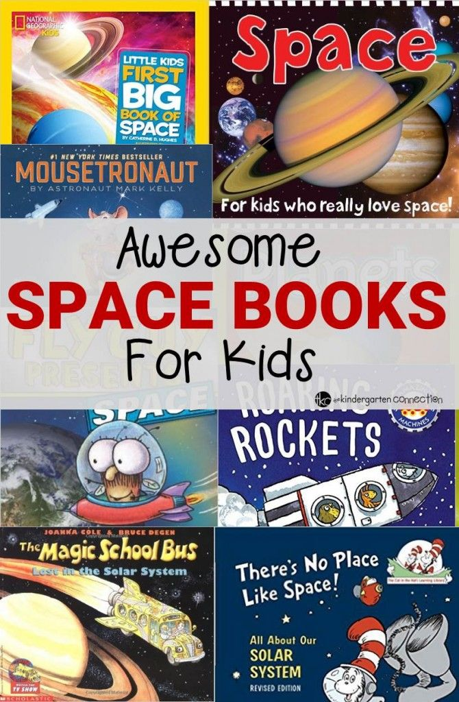 Have kids that are fascinated by space? Learn and explore with these super fun space books for kids!