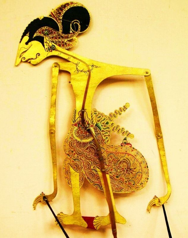 Gambar wayang kulit arjuna semar pandawa golek sejarah wayang dan. Gambar Wayang Sumbercenel Gambar Seni Tradisional Seni Tekstil