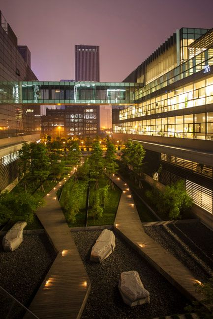 Symantec-Chengdu-Tom-Fox-07 « Landscape Architecture Works | Landezine