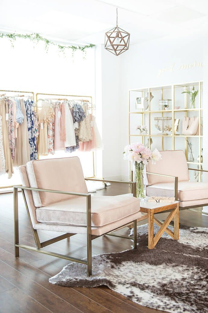 Touring The Luxurious Lavender Office And Showroom Of Kim Le Pham