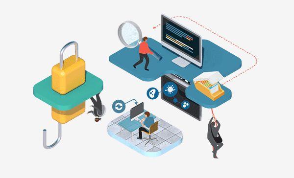 Veilig Internetten on Behance