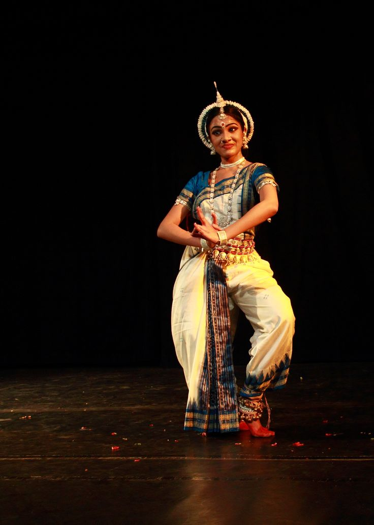A to Z Blogging - Odissi Dance for 'O'