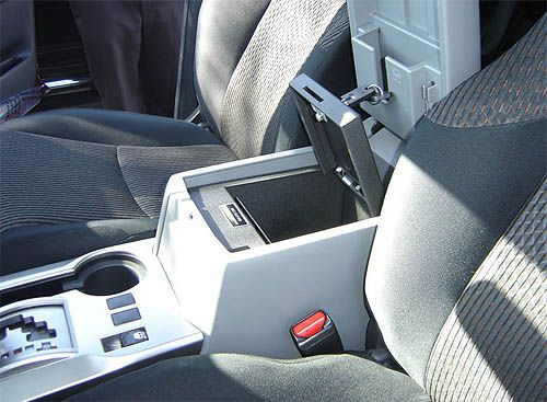 Diversion Safe for Toyota 4 Runner from Console Vault