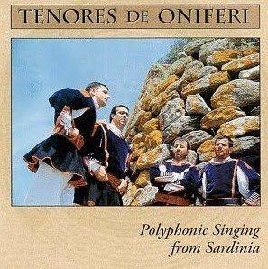 Italian folk music: Tenores de Oniferi ::: Polyphonic singing from Sardinia