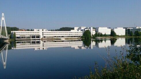 June 2013. Agora.Jyväskylä.