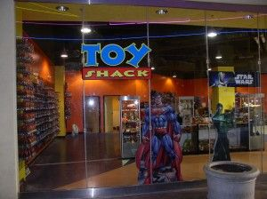 "Toy Shack in the Fremont Street Experience -- As seen on ""Pawn Stars."""