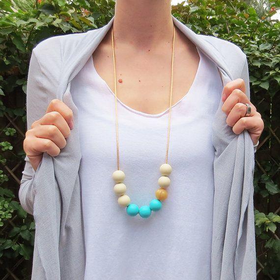 9 bead Gumball necklace - Cleo range