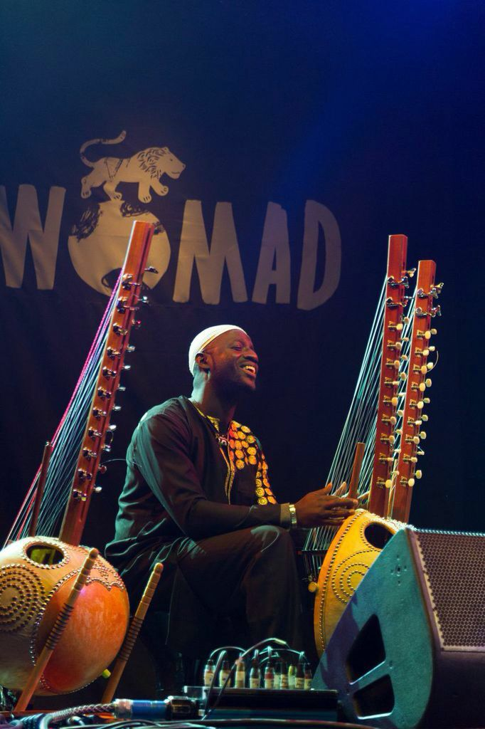 Womad, Wiltshire, UK - Peter Gabriel's brainchild brings rarely heard or seen regional music and arts together to form a traveling showcase for the world, creating international stars from surprising places