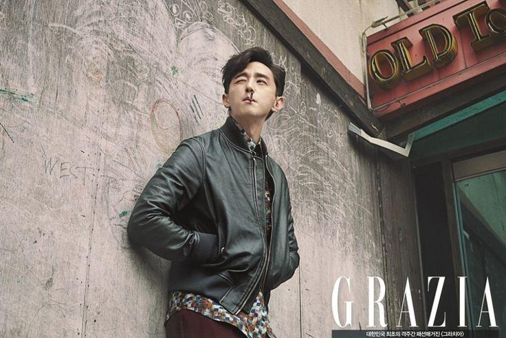 Kwon Yool Grazia