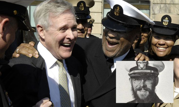 Ray Mabus admits that he just hates the Navy