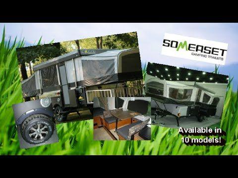 Mount Comfort RV is now Indiana's Exclusive Somerset Camping Trailers Dealer - YouTube   www.MountComfortRV.com