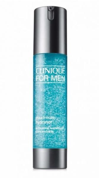 Clinique For Men Maximum Hydrator Activated Water-Gel. Give skin an instant, intense boost of moisture. Buy online CLINIQUE SKINCARE FOR MEN from Australian stockist. Free shipping over $50.