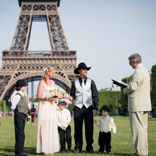 Celebrants In France Wedding Ceremonies Paris