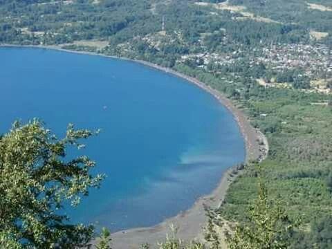 lago coñaripe