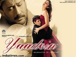 Young lovers Isha (Kareena Kapoor) and Ronit (Hrithik Roshan) ask her father, Raj Singh Puri (Jackie Shroff), for his marriage blessings. But Ronit is the son of Raj's wealthy boss, and Raj refuses. Though soon betrothed to another, the lovelorn groom fights for the woman he truly loves. He convinces Raj that Isha is his soul mate, but now they must win over Ronit's willful father. Amrish Puri co-stars in this romance directed by Subhash Ghai.    Cast:Jackie Shroff, Hrithik Roshan, K