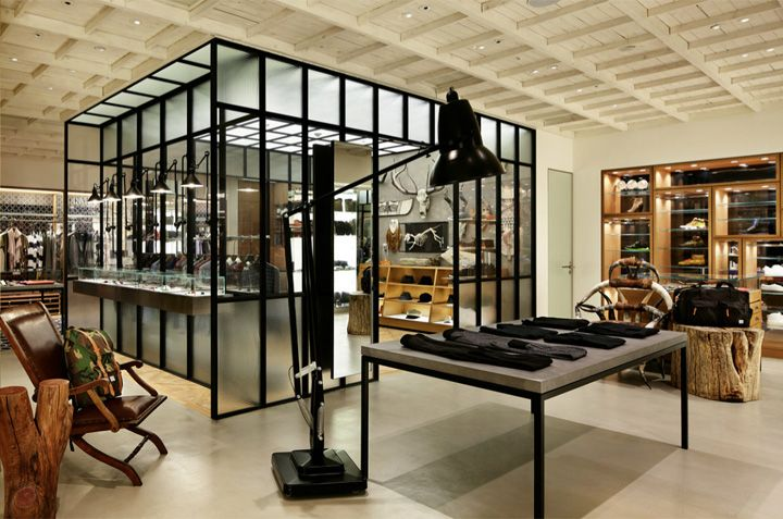 Man On The Boon store by Wonderwall, Seoul (Update) store design