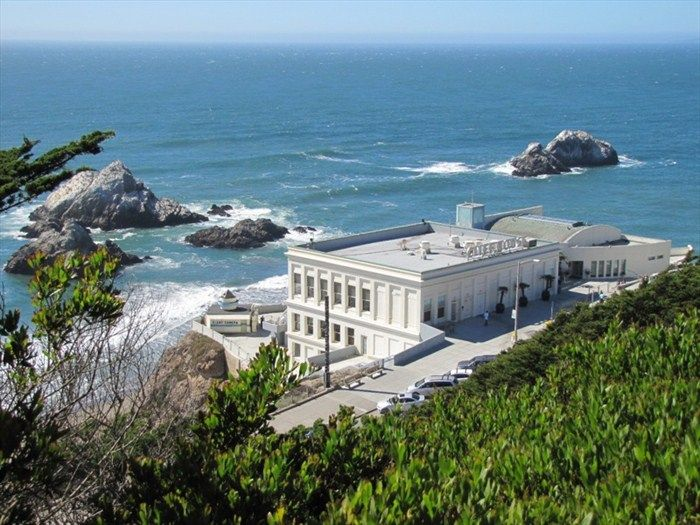 Αποτέλεσμα εικόνας για Cliff House 1090 Point Lobos Avenue San Francisco pics