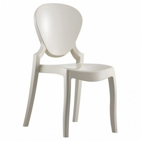 Promotion Queens Polycarbonate Design Chairs Queen Bees