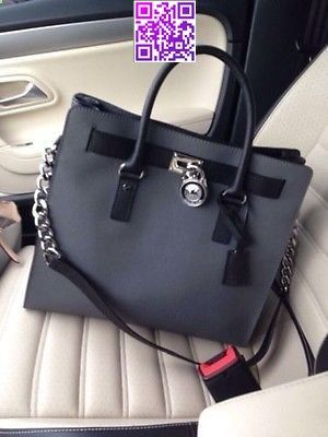 I just love the Charcoal and Chains bag MICHAEL KORS HAMILTON HANDBAG