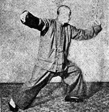 Yang Chen Fu Tuti Tung Ying Chien Single Whip