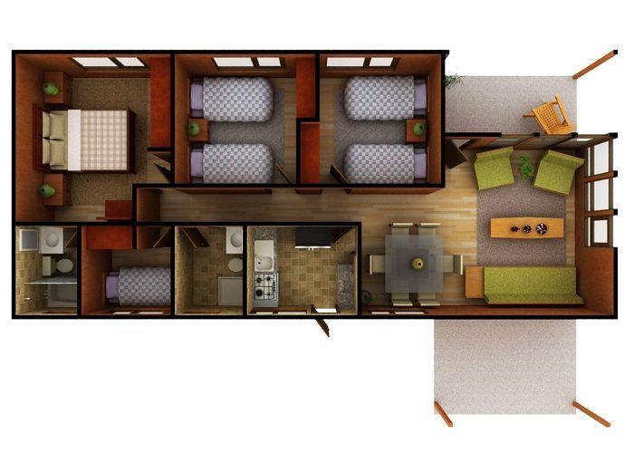 M s de 25 ideas fant sticas sobre casas prefabricadas - Modelos de casas prefabricadas economicas ...