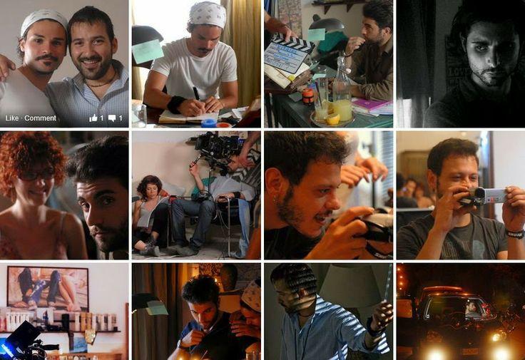 mua for VITRIOL, italian movie by Francesco Afro de Falco, product by Salvatore Mignano Communication