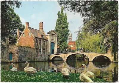 Beguinage in Bruges- maybe this summer!