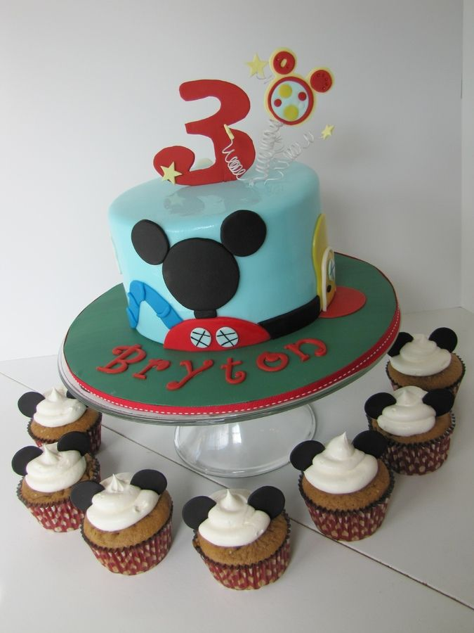 17 Best Images About Birthday Cakes On Pinterest Disney