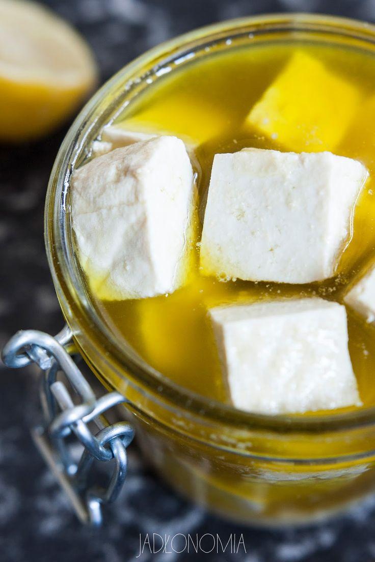 jadłonomia · roślinne przepisy: Tofu Feta