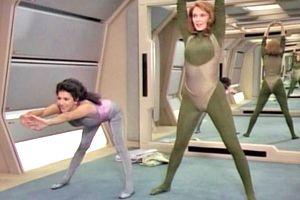 Commander Beverly Crusher Md Gates Mcfadden And