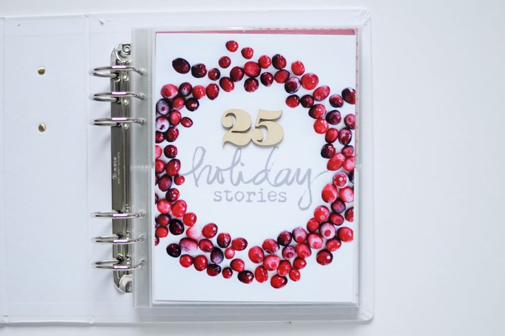 Decorations with journaling? Cookies/ingredients?