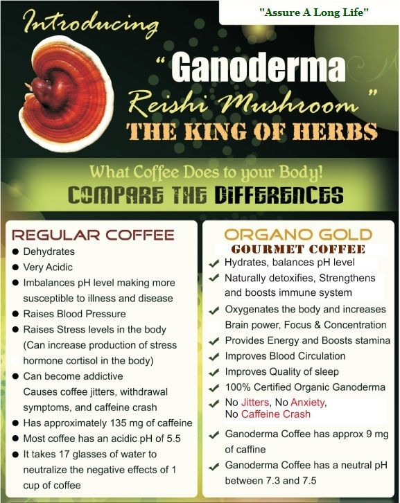 9 best acesseorgano gold images on pinterest freedom kaffee and difference between regular coffee and organo gold coffee infused with ganoderma colourmoves