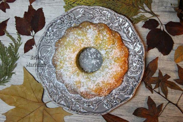 Brisa Maritima: POUND BUNDT CAKE (Bolo de Libra ou de Meio-Quilo)
