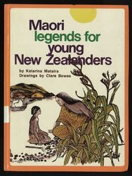 Maori legends for young New Zealanders