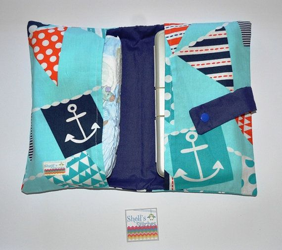 Check out this item in my Etsy shop https://www.etsy.com/au/listing/205592369/nautical-bunting-nappy-wallet-diaper
