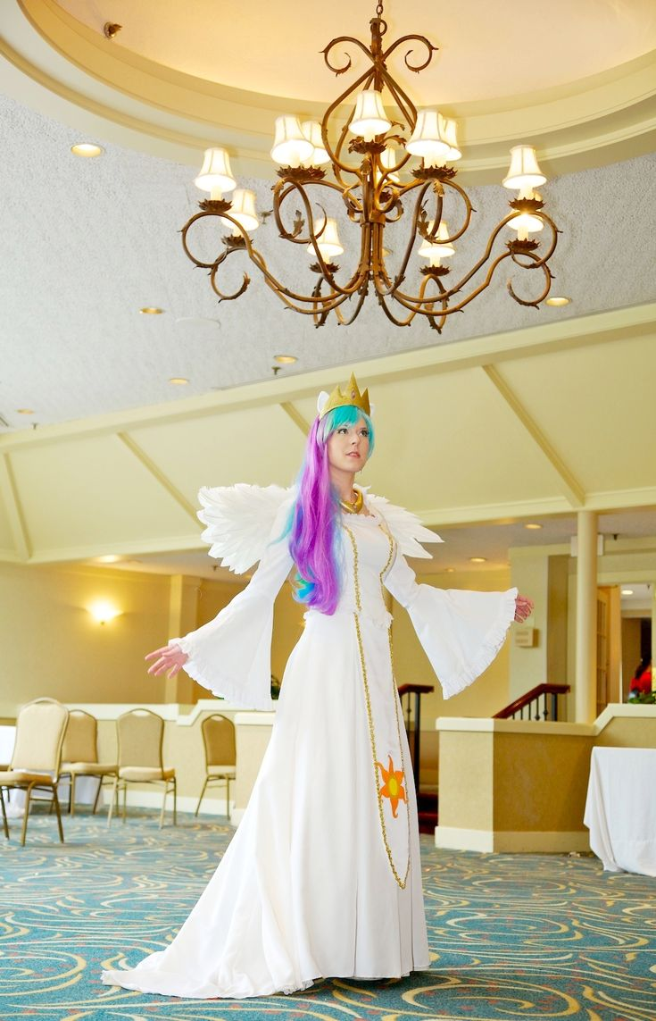 Princess celestia costume