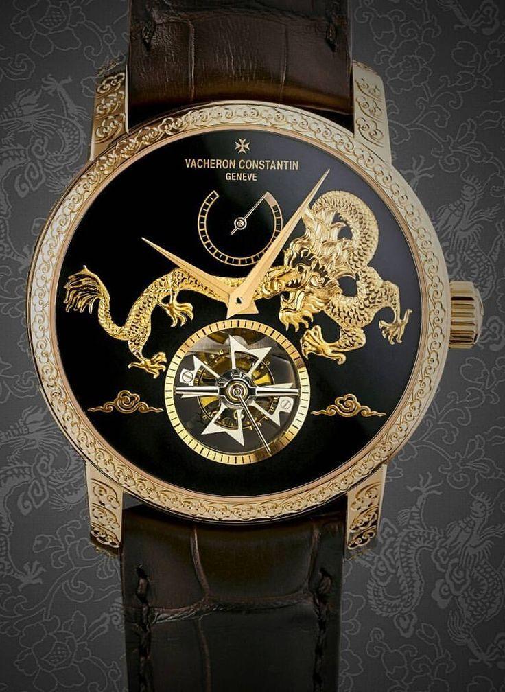 Best watches vacheron Constantin dragon