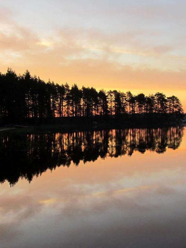 Morning, Photographer Taina Tervonen