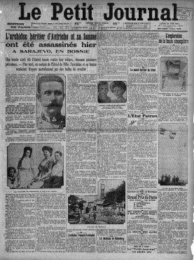 La Grande Guerre en dates | Mission Centenaire 14-18