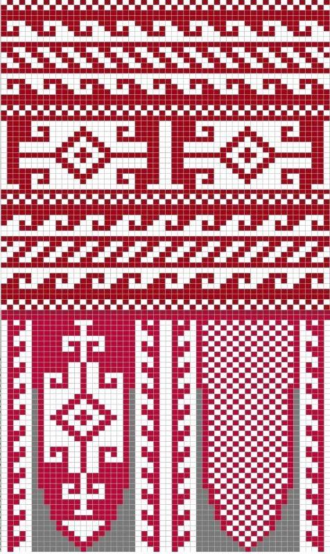 Фото узоров для вязанных спицами носков