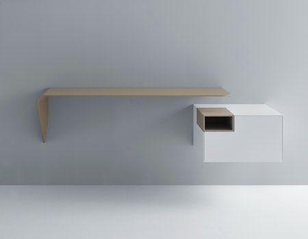 Mamba Light Shelf By V.