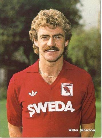 Walter Schachner - Attaccante - 1983-1986