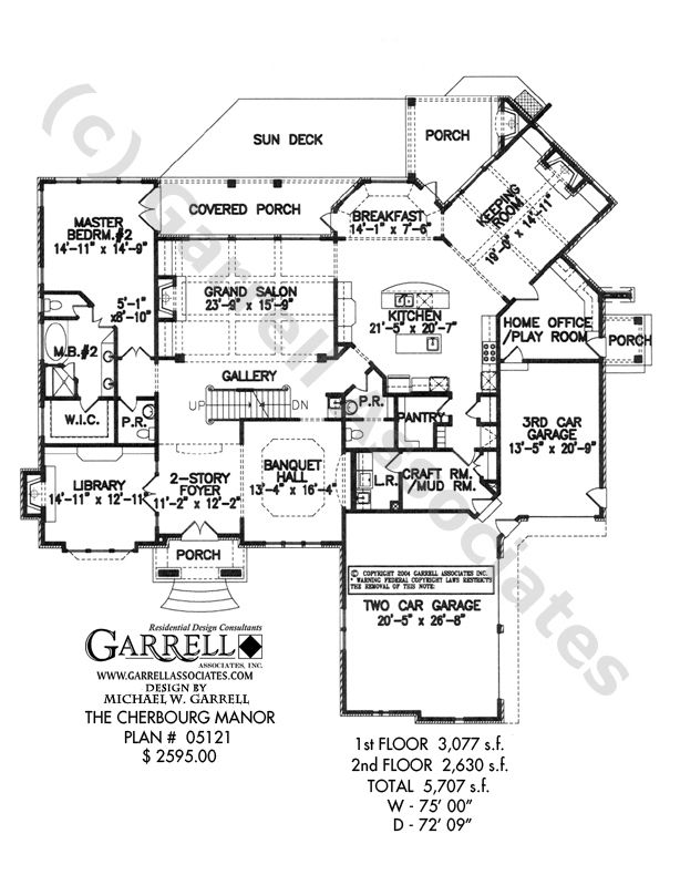 8 best project portfollio images on pinterest apron, bar stools Home Plan Pro 5 2 Full Serial cherbourg manor house plan 05121, 1st floor plan, colonial style house plans, french home plan pro 5.2 full serial