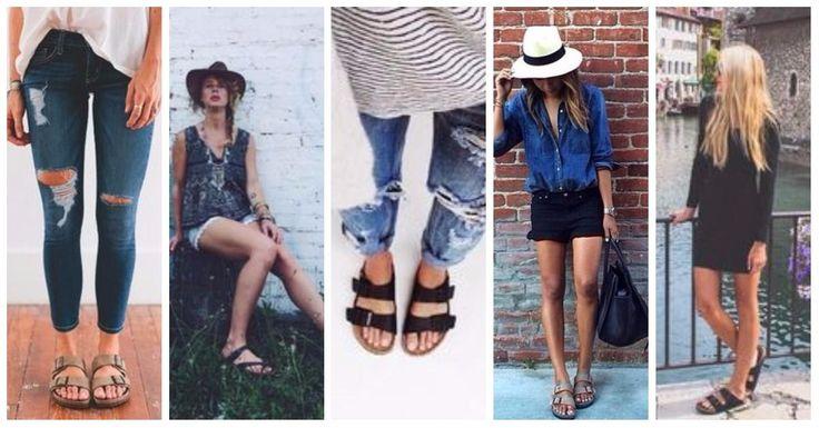 Με την άνεση και τη στήριξη που σου χαρίζουν τα Birkenstock είναι λογικό να μην τα αποχωρίζεσαι!  😍😜 Δες εδώ πώς τα συνδυάζεις όλη μέρα: ✔️ Με skinny ή boyfriend jeans ✔️ Με καύρο κολάν ✔️ Με denim σορτς και t-shirt σε στυλ over ✔️ Με cropped παντελόνι και jacket ✔️ Με mini black dress