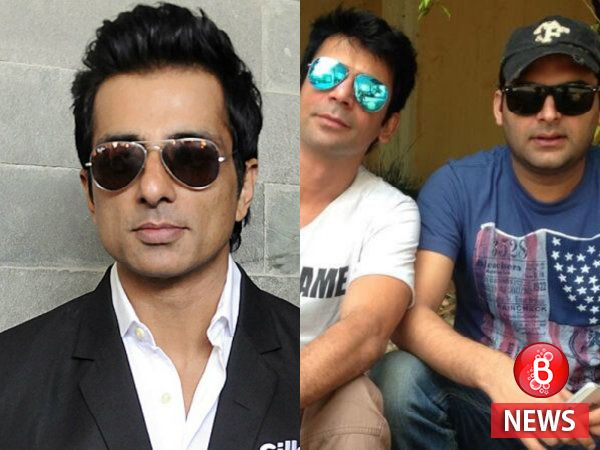 Sonu Sood is certain of Kapil Sharma and Sunil Grover patching up