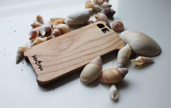 JuJuFire. The Standard.  Simple Beauty. Oak.
