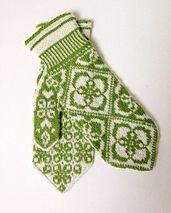 Ravelry: JennyPenny mittens pattern by JennyPenny