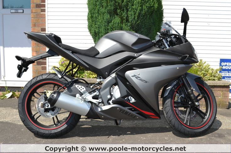 yamaha yzf r125 kat pinterest. Black Bedroom Furniture Sets. Home Design Ideas
