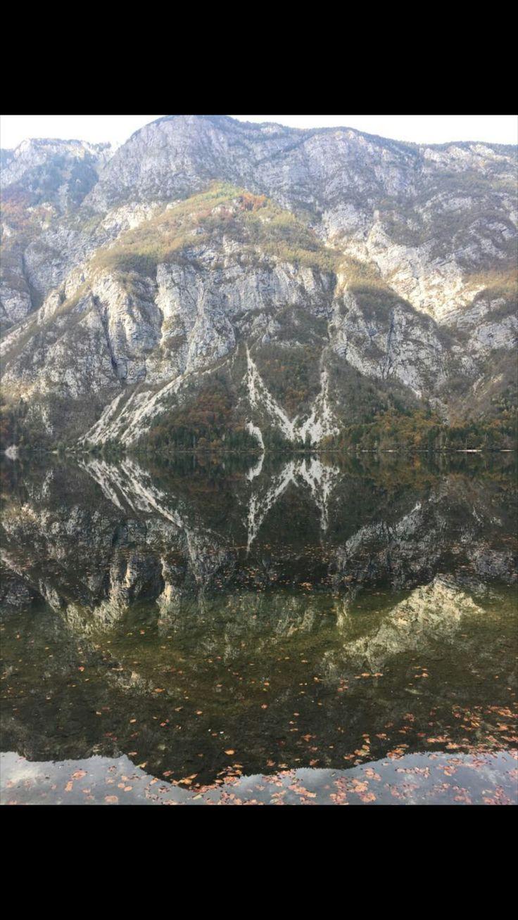 Nationaal park van triglav Slovenië